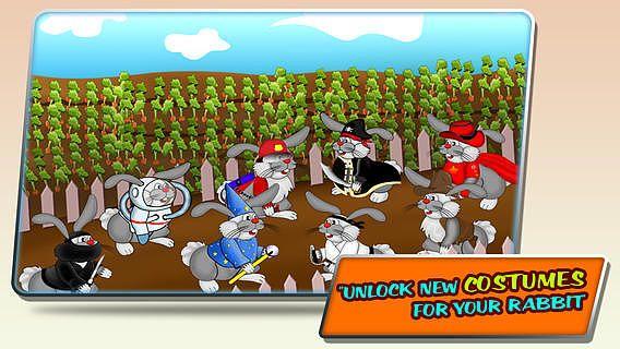 Rabbit Jump , the mega race joyride - Free edition pour mac