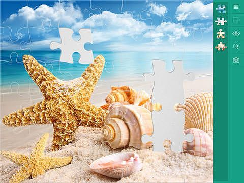 Puzzle HD: Travel pour mac