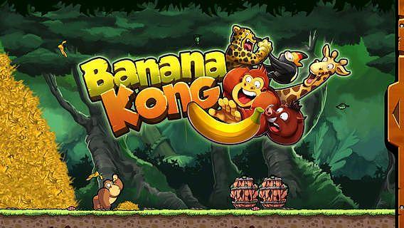 Banana Kong pour mac