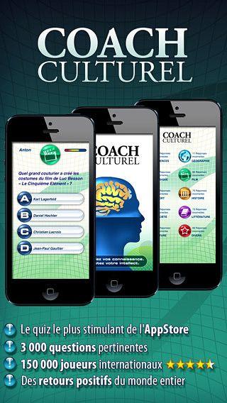 Coach Culturel : stimulez votre intelligence avec le quiz gratui pour mac