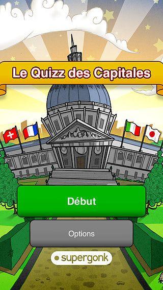 Le Quizz des Capitales pour mac