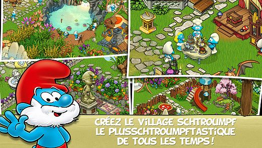Smurfs' Village and the Magical Meadow pour mac