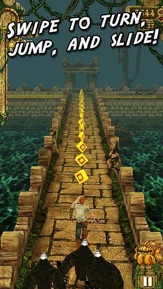 Temple Run pour mac
