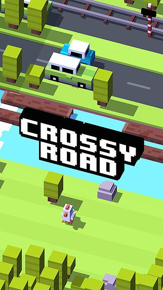 Crossy Road - Endless Arcade Hopper pour mac