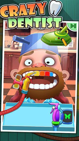 Dentiste fou - jeux pour enfants pour mac