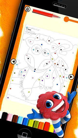 Sabbiarelli LITE - dessins à colorier pour mac
