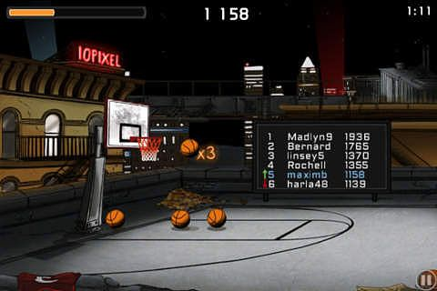 Tip-Off BasketBall pour mac