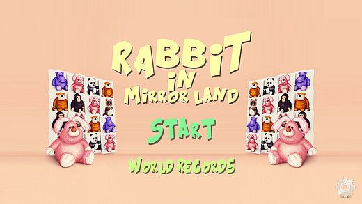 Rabbit in Mirror Land pour mac