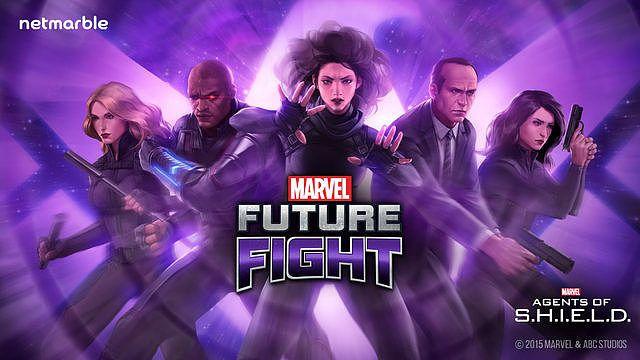MARVEL Future Fight pour mac