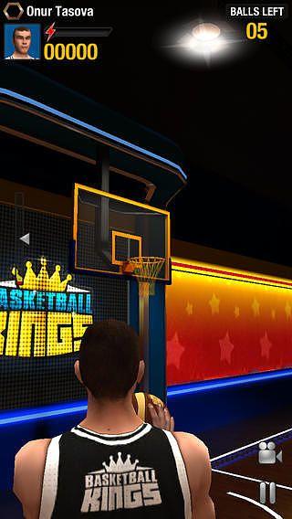 Basketball Kings pour mac