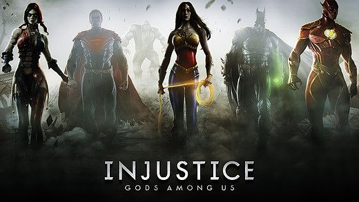 Injustice: Gods Among Us pour mac