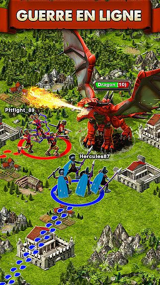 Game of War - Fire Age pour mac