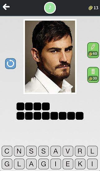 Football, devinez le joueur de Foot, Photo Quiz pour mac