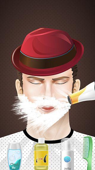 Barbe Salon - Jeux gratuits pour mac