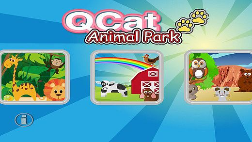 QCat - le parc animalier de enfant (gratuit) pour mac