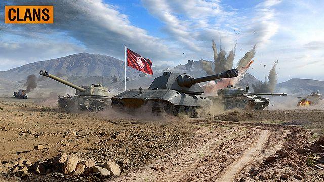 World of Tanks Blitz pour mac