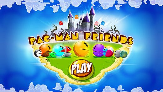 PAC-MAN Friends pour mac