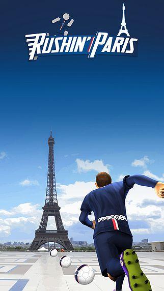 Rushin' Paris pour mac