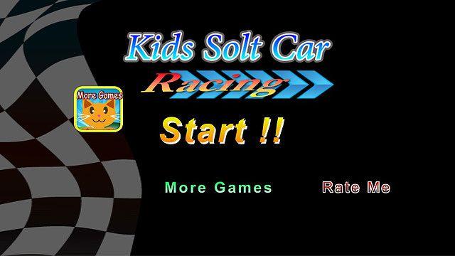 QCat - Pare-chocs fente jeu de course de voiture pour bébé et en pour mac
