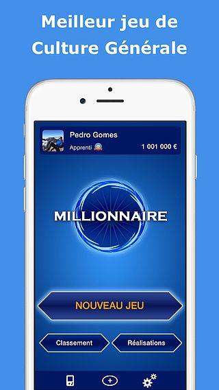 Millionnaire Quiz Français pour mac