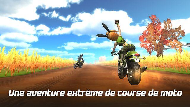Rush Star - Une aventure en moto pour mac