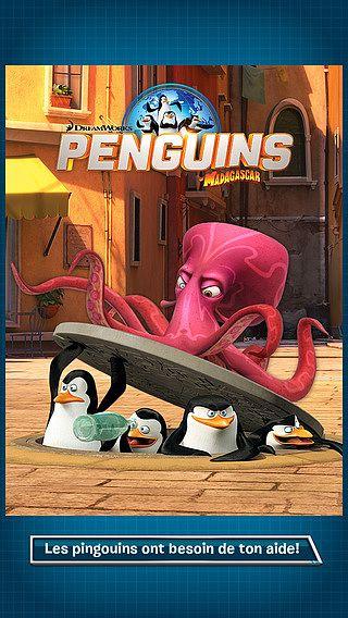 Penguins of Madagascar: Dibble Dash pour mac