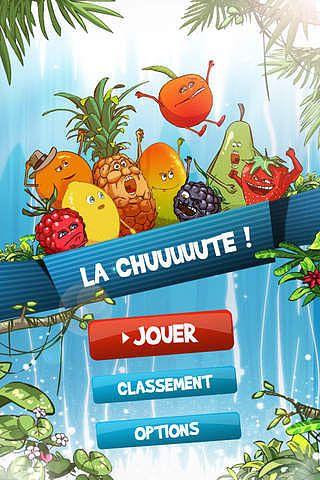 La chuuute by Oasis pour mac