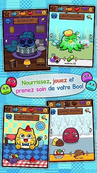 My Boo - Jeu Gratuit d'Animaux Virtuel pour les Enfants pour mac