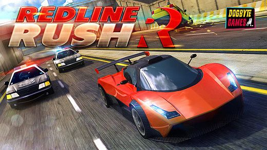 Redline Rush pour mac