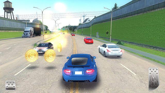 Road Traffic Car Race - Gratuit Jeux de Voiture de Course pour mac