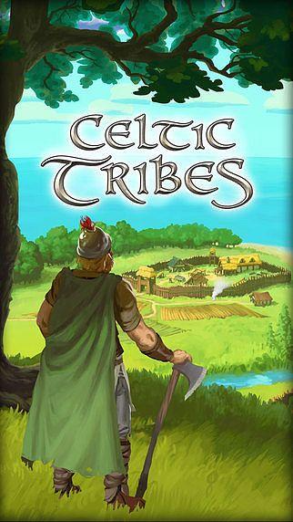 Celtic Tribes - MMO de gestion celtique pour mac