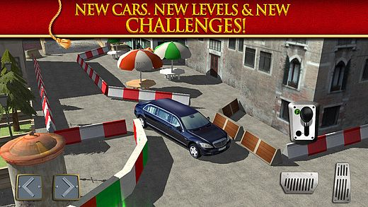 Limo Parking Driving Games pour mac