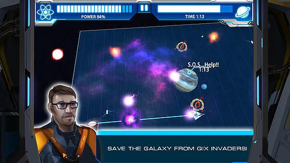 Qix Galaxy: Space Adventure pour mac