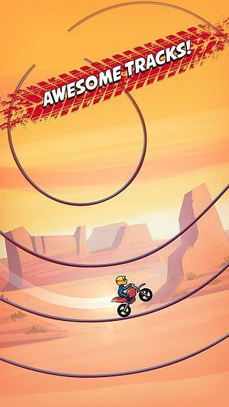 Bike Race Gratuit by Top Free Games pour mac