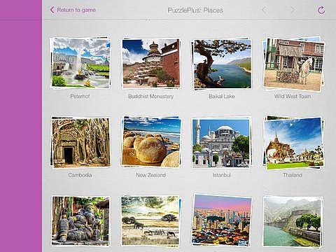 Puzzle HD: Places pour mac