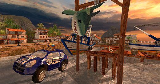 Beach Buggy Racing pour mac