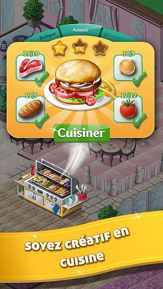 Chef Town: Simulation de Cuisson pour mac