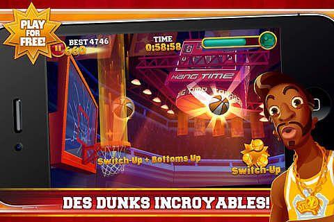 Slam Dunk King pour mac
