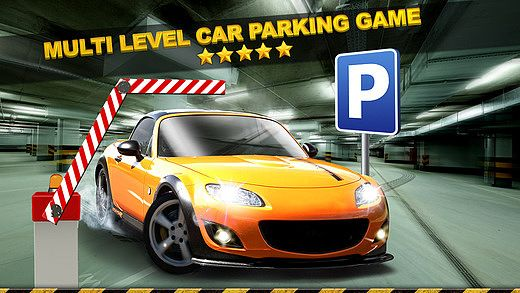 Multi Level Car Parking Simulator Game - Gratuit Jeux de Voiture pour mac