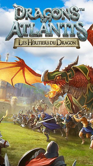 Dragons of Atlantis: Les Héritiers du Dragon pour mac