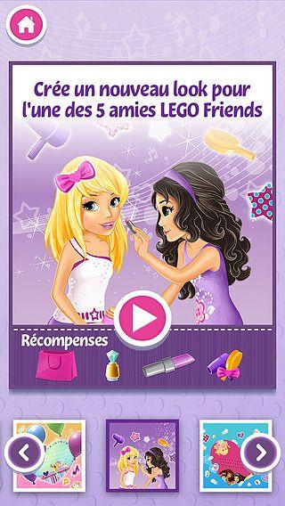 LEGO® Friends Atelier création pour mac