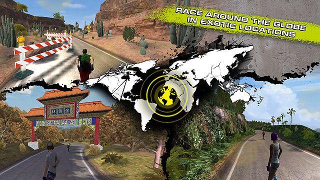 Downhill Xtreme pour mac