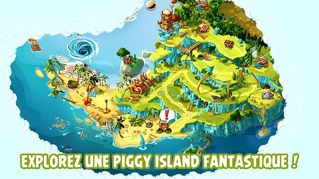 Angry Birds Epic RPG pour mac