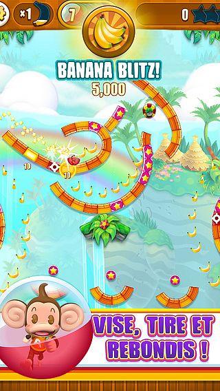 Super Monkey Ball Bounce pour mac