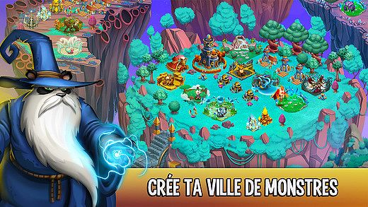 Monster Legends Mobile pour mac
