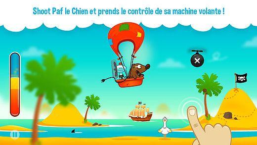 Paf le Chien | Aventures pour mac