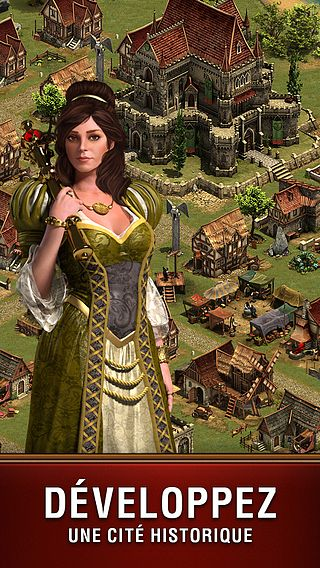 Forge of Empires pour mac