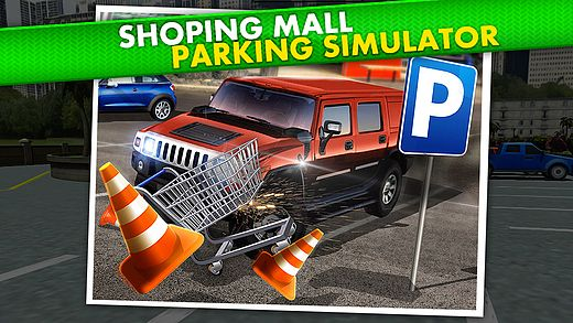 Shopping Mall Parking Driving Simulator - Gratuit Jeux de Voitur pour mac