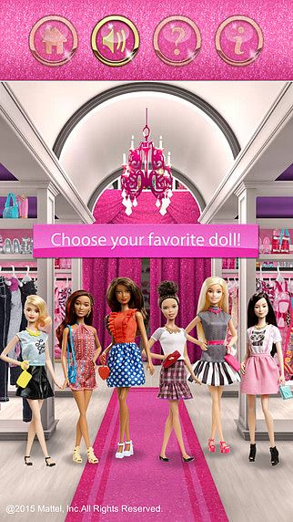 Barbie® Fashionistas® pour mac