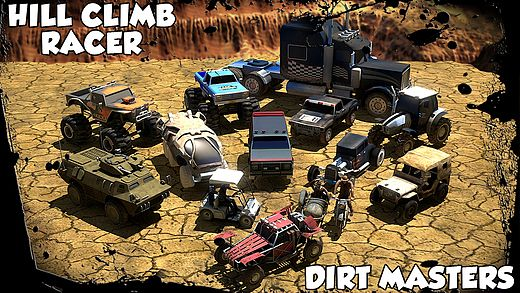 Hill Climb Racer - Dirt Masters pour mac